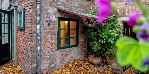 Bremens kleinstes Haus zu verkaufen – 7 Quadratmeter für 77.777 Euro