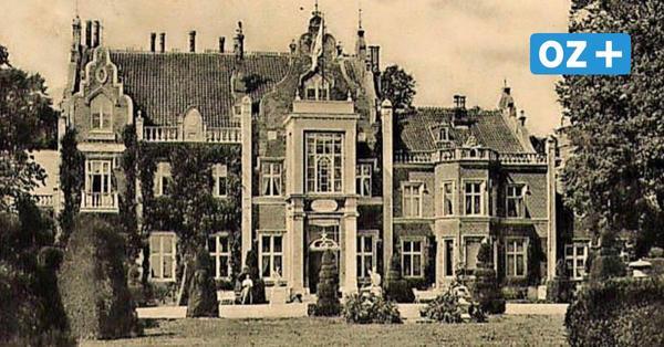 Parow: Schloss ist Schmuckstück im englischen Landhausstil