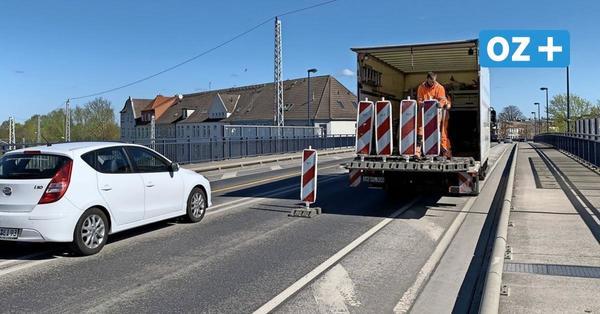 Hochbrücke Wismar: Bürgermeister rechnet nicht mit Baubeginn vor 2025