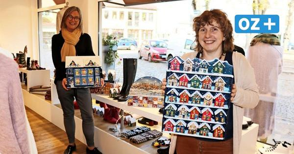 Doberaner Künstlerin spendet Einnahmen aus Kalenderverkauf für OZ-Weihnachtsaktion