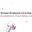 Ocean protocol lanza V3