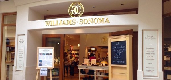 Amazon and Williams-Sonoma settle legal battle over IP