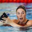 Zwemster Femke Heemskerk twijfelde of ze wilde doorgaan. Nu is ze bij International Swimming League in Boedapest: 'Ik heb er veel zin in. Dat is al goud waard'