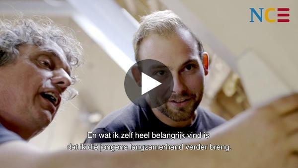 HOOGMADE - Gerard en Thomas van Verbij zijn de beste meester en leerling (video)