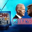 Die lange Nacht der langen Gesichter: Ein Protokoll der Wahlnacht im Livefernsehen