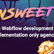 Finsweet is now a Webflow development and implementation only agency