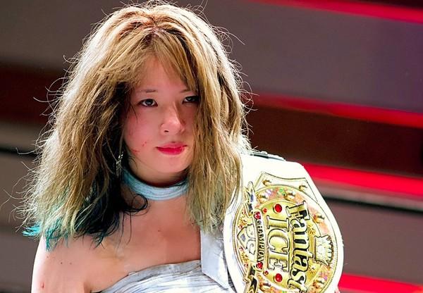 Ice Ribbon: «Violent Fighting Spirit» Risa Sera celebra 8vo aniversario