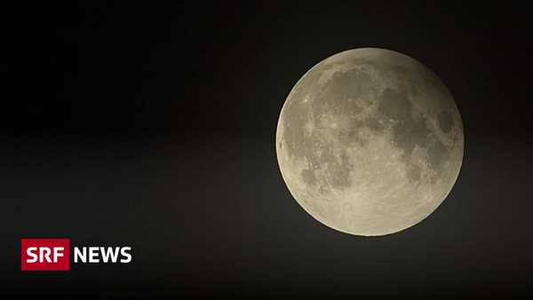 Neue Erkenntnisse - Auf dem Mond gibt es wohl tatsächlich Wasser