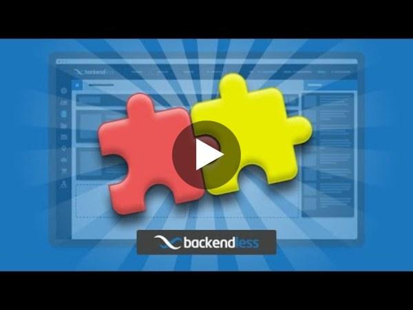 Introducing Backendless UI Builder