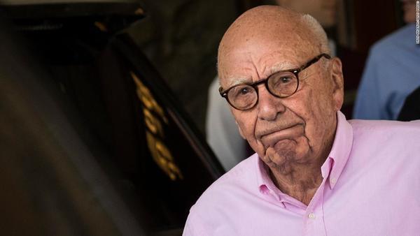 Rupert Murdoch: Australians sign petition calling for probe of billionaire's media empire