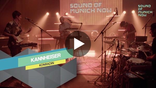 Le rock-électro de Kannheiser (Sound of Munich Now 2020)