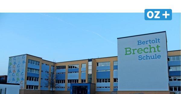 Corona-Fall an Wismarer Brecht-Schule: Lehrerin positiv getestet