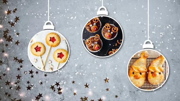 Lustig und lecker: Diese Weihnachtsrezepte müssen Sie mit Ihren Kindern backen
