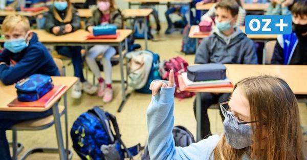 Brief an Schwesig: Besorgter Vater von Rügen warnt vor Maskenpflicht im Unterricht