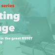 Join us for the New Ways of Creating Change Panel - Disruptors Co