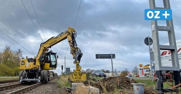 Hier kommt es zu Einschränkungen im Zugverkehr auf Rügen
