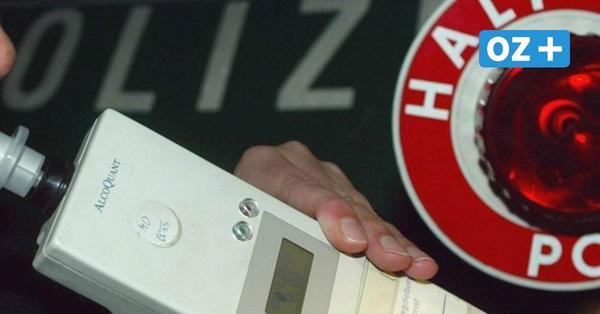 Trunkenheitsfahrt: Pkw stößt in Ralswiek frontal gegen Straßenbaum