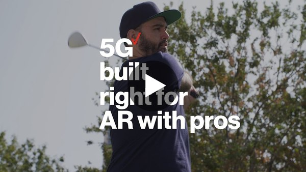 5G Built Right for AR with Pros