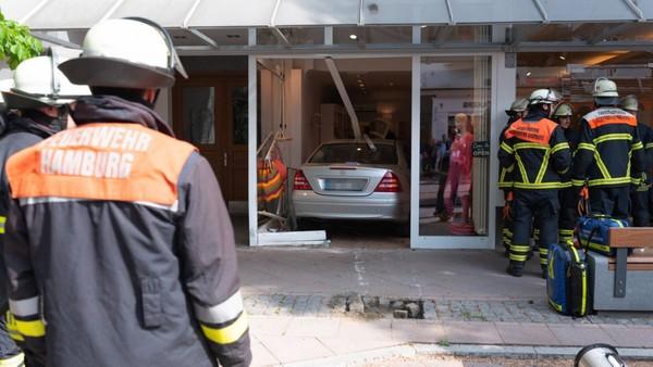 Waitzstraße, rue commerçante la plus dangereuse d'Allemagne ?