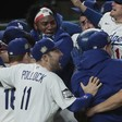 Former Dodger Shawn Green helps team and fans celebrate a World Series title during a pandemic