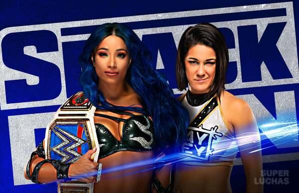 WWE SMACKDOWN 5 de noviembre 2020 | Resultados en vivo | Sasha Banks vs. Bayley