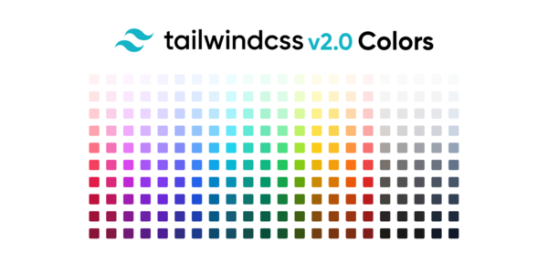 TailwindCSS Colors v2.0