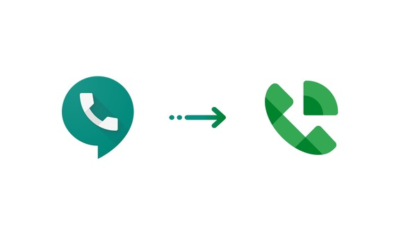 Google Voice gets a new icon and guess what – it's using one color