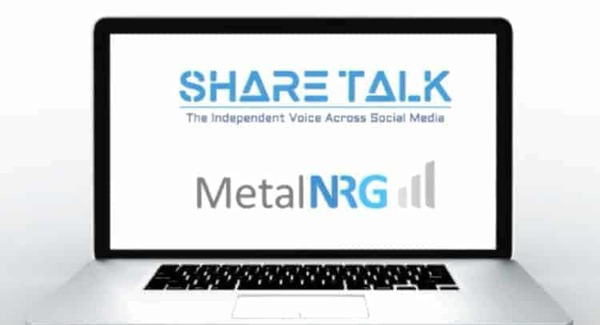 Rolf Gerritsen, CEO of MetalNRG PLC (MNRG.L) Interview