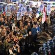 """""""Querdenken"""" in Leipzig: Liveticker zur Demonstration in der Innenstadt"""