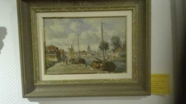 ≥ W.F.G. Jansen 1871- 1949 - Kunst | Schilderijen | Klassiek - Marktplaats.nl