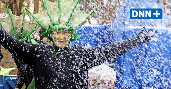 Dresdner Fasching fällt aus – Sachsens Karnevalisten fürchten massive Einbußen