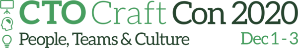 CTO Craft Con: The People One - A Conference for CTOs, Curated by CTOs