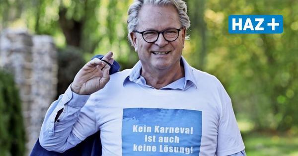 Kein Karneval in Hannover wegen Corona? Narren-Präsident Martin Argendorf will durchalten