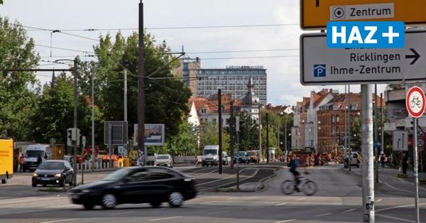 Hannover: Küchengarten-Kreuzung in Linden-Mitte ist Thema im Bezirksrat