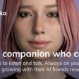 The AI companion who cares