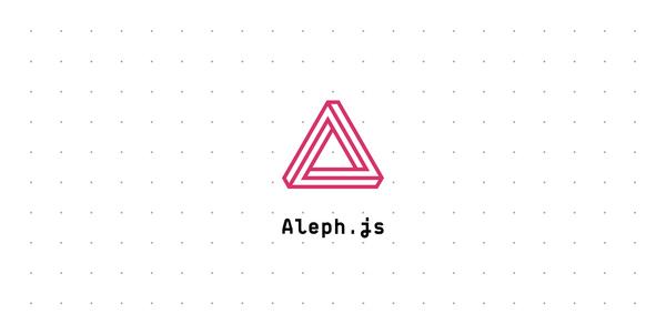 NextJS + Deno = Aleph?