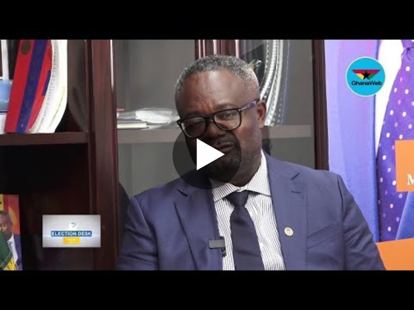 Election Desk: LPG's Akpaloo outlines how his government will transform Ghana