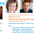 Schools 2.0: Where are the EdTech Opportunities? | Meetup
