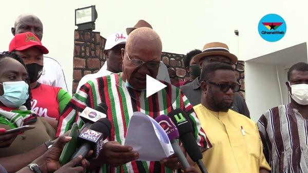 NDC accuse EC of printing extra 5% ballot papers