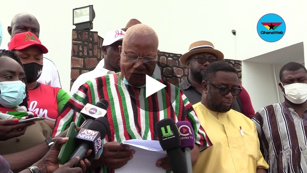 EC refuse to provide serial numbers of ballot paper to us - NDC