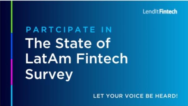 ¡La únion hace la fuerza! 🔥 @LendIt está realizando su encuesta anual sobre el estado de las Fintech en Latinoamérica 🌐