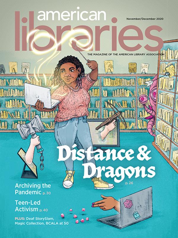 November/December 2020   American Libraries Magazine
