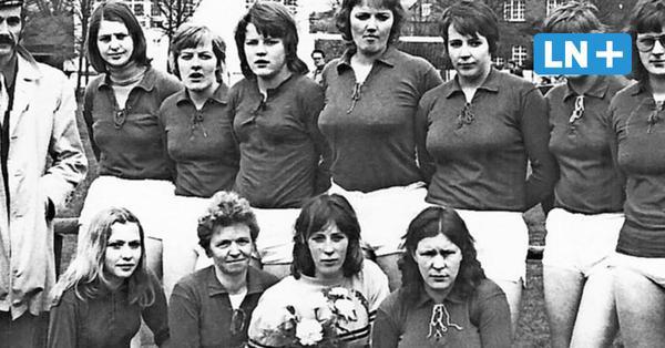 Vor 50 Jahren startete in Segeberg der Frauenfußball