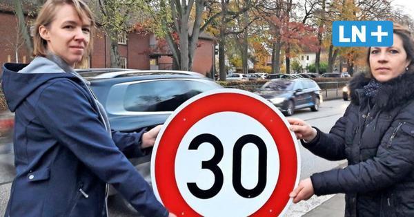 Bad Segeberg: Eltern fordern Tempo 30 vor der Heinrich-Rantzau-Schule
