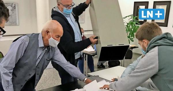 Bürgermeisterwahl Bad Segeberg: Die Ergebnisse aus den Wahbezirken
