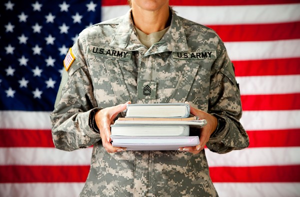 Marketing to Student Veterans