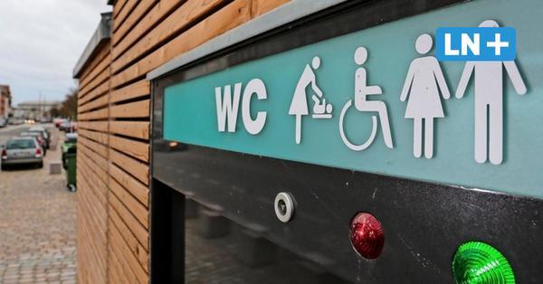 Lübeck steht bei öffentlichen Toiletten bundesweit gut da