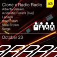 Clone x Radio Radio: ADE 2020