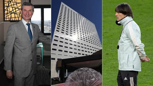 Nationalmannschaft in Leipzig: Die DFB-Stars, das Westin und dicke Tinte