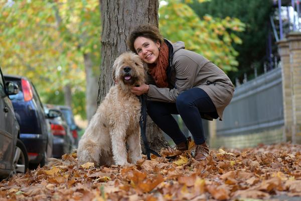 Sabine Kugler bietet Lehrgänge für QiGong&Coaching in Potsdam an. Foto: Bernd Gartenschläger